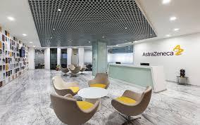 office interior design company.  Design Company  AstraZeneca Location Chennai India Size 100000 SF Throughout Office Interior Design