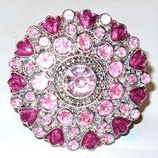 Cloisonne Jewel #Knob – #Pink #cabinethardware Hardware included ...