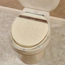 gold foil toilet seat. roma toilet seat gold foil i