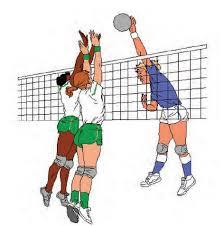 Terdapat 3 gerakan kombinasi pada permainan sepak bola, diantaranya meliputi gerak lokomotor dan manipulatif dala m gerakan 1. Posisi Gerakan Bendungan Blocking Pada Permainan Bola Voli Maolioka