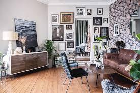 Scandi-Living-Room-Woodsy-Wallpaper