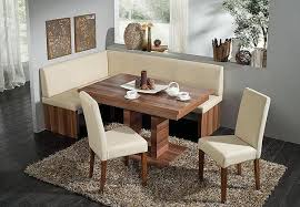 breakfast nook furniture. Interior, Lovely Cream Nook Set Under Window Nice Picture Design Small Square Frame Cool Black Color Flooring Grey Chairs Table Brown Breakfast Furniture 2