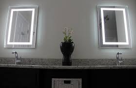 Mirror Design Ideas Pot Plant Led Mirrors Bathroom Green Awesome