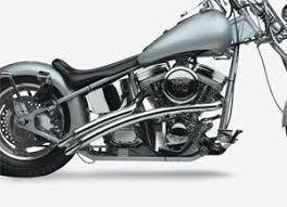 650029 santee designer series venom pipes by big bear choppers