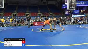 145 Lbs Cons 8 1 Derek Fields Ohio Vs Maxx Mayfield Nebraska - YouTube