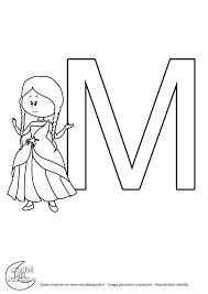 Coloriage Lettre De L Alphabet Imprimer Ralisation De Luexercice