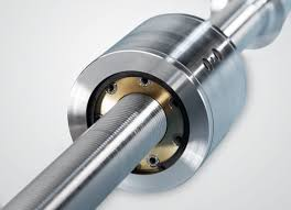 Ball Screw Rotating Nut Design Update On Roller Screw Actuator Design And Applications