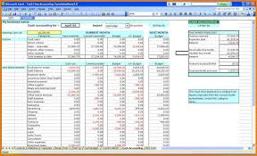 Excel Spreadsheet Template For Small Business Business Excel