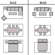 bedroom rug sizes for living room size front legs on area albawater