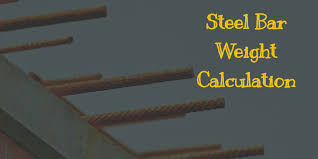 Steel Rebar Weight Chart How To Calculate The Weight Of Steel Bar Online Calculator
