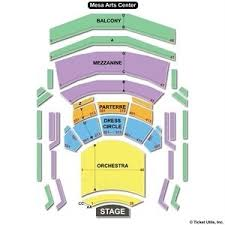 Mesa Ikeda Theater Seating Chart Beacon Theater Seat Online Charts Collection