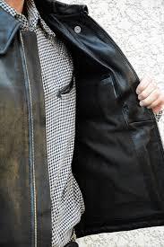 leather jacket cruiser jkt real deal