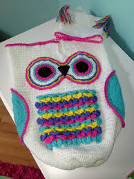 Free Owl Cocoon Crochet Pattern Awesome Ravelry 48 Owl Cocoon Set Pattern By ShiFio's Patterns