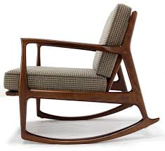 Rocking Chair Modern Danish Modern Midcentury Rocking Chair By Selig At 1stdibs 2465 by guidejewelry.us