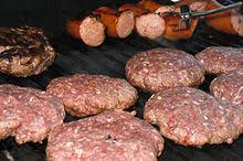Мясо Википедия Жарка порционных и более мелких кусков