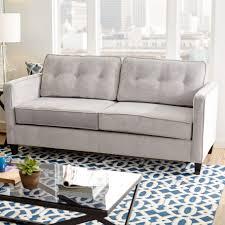 Serta Living Room Furniture Mercury Row Serta Upholstery Cypress Sofa Reviews Wayfair
