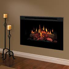 Electric Fireplaces DirectLarge Electric Fireplace Insert