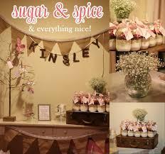 Sugar U0026 Spice U0026 Everything Nice Baby Shower  Sugaring Babies And Sugar And Spice Baby Shower Favors