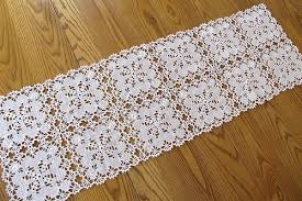 Free Crochet Table Runner Patterns New Crochet Table Runner Patterns Easy Free Crochet Patterns Of Table