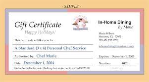 Dental Gift Certificate Template Letter Sample Certificate Format