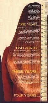 Hair Growth Chart Curltalk