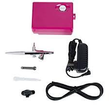 enshey airbrush makeup machine airbrush pressor airbrush cosmetic makeup system kit with 0 4mm 2cc airbrush