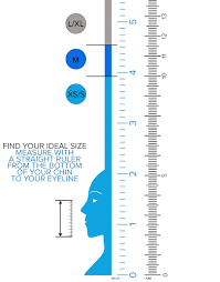 Seac Sub Size Chart Libera Full Face Snorkel