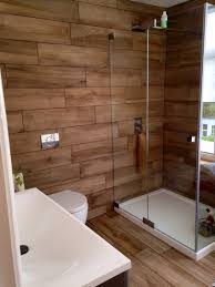 Bathroom Floor Tile Designs 20 Amazing Bathrooms With Wood Like Tile Bathroom Floor Tiles