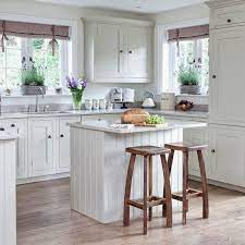 White Cottage Farmhouse Kitchens Country Kitchen Designs We Love Page 4 Of 7 Small Cottage Kitchen Kitchen Design Small Small Country Kitchens