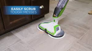 how to use the spinwave hard floor cleaner version 2 bissell