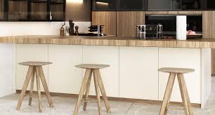 Moderne Furnier Melamin Tür Küchenschrank Lieferanten Und
