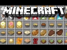 Minecraft Vending Machine Mod Amazing Minecraft NEW FOODS MOD Vending Machine Mod Jaffa Mod More