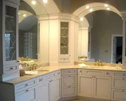 Bathroom L Shaped Vanity Design Pictures Remodel Decor And Ideas L Shaped Bathroom Master Bath Vanity Corner Bathroom Vanity