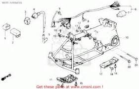 similiar 1993 honda fourtrax 300 parts keywords 1993 honda fourtrax 300 parts diagram on 89 honda 350 fourtrax wiring