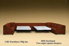 sectional sofa queen bed. Sleeper Sectional Sofa Queen Bed A