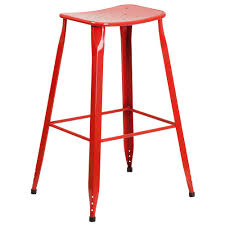 red counter height stools. Contemporary Counter Red Bar Stool For Counter Height Stools E