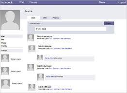 Facebook Outline Template 49 Facebook Templates Doc Pdf Psd Ppt Free Premium Templates
