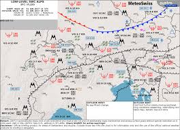 Low Level Chart Acg Weather