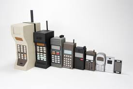 When Was The Cell Phone Invented Cell Phones Evolution Of Technology 1912 To 2013