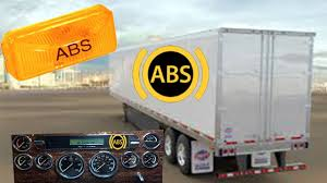 How Does Abs Light Work On Semi Trailer How To Fix Trailer Abs Light On Freightliner Cascadia