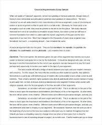 Argumentative Essay Mla Format Persuasive Essay Format Essay Example ...