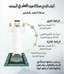 """الشاعر بدر العكبري ﴾ on Twitter: """"كيفية صلاة العيد في البيت… """""""