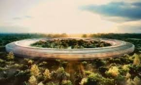 apple cupertino office. Apple Plans New \u0027spaceship\u0027 HQ: Steve Jobs Wows Cupertino Council   Daily Mail Online Office