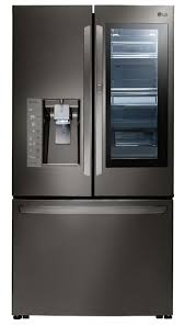 see through refrigerator. LG InstaView Fridges Let You See Through Them With Just A Knock Intended For Thru Refrigerator Ideas 13