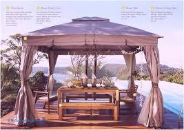 gazebo curtains outdoor new deck gazebo canopy outdoor gazebo curtains home depot