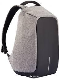 Рюкзак для ноутбука XD Design Bobby Anti-Theft 15.6 ... - ROZETKA