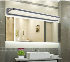Modern Bathroom Wall Sconce Decor Awesome Decorating