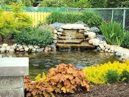 Relaxing garden backyard waterfalls Pond Ideas Backyard Ponds Archives Garden Gardening Blog And Waterfalls Pond Co Liner Waterfall Landscaping Ideas Landscape Backyard Pond Sculpture And Waterfall Clicktoaction Stone Is The Best Way To Cover Area Around Waterfall Landscape Ideas