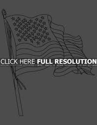 Small Picture Coloring Pages American Flag Coloring Pages Dr Odd Flag Coloring
