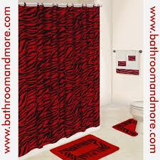 Bathroom : Zebra Print Bathroom Accessories Sets Zebra Print ...